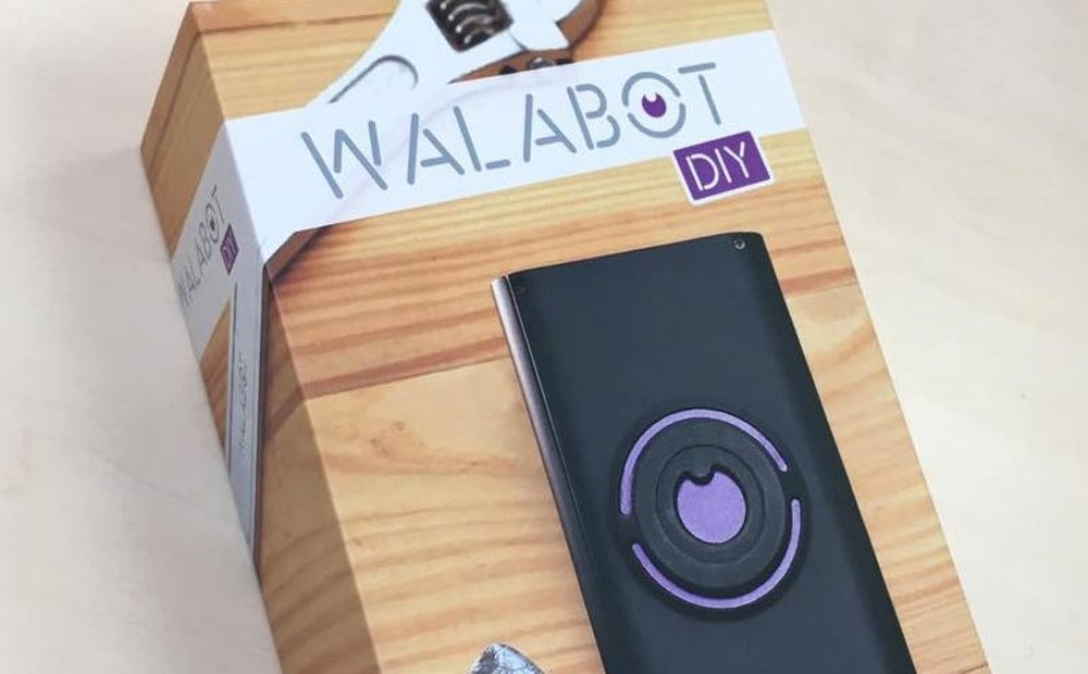 5. SENSOR WALABOT 3D