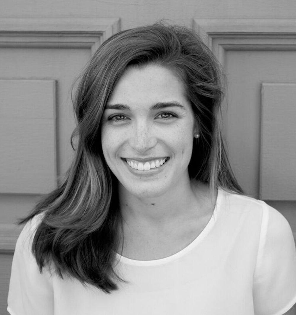 Sarah Pierson, cofounder, Margaux