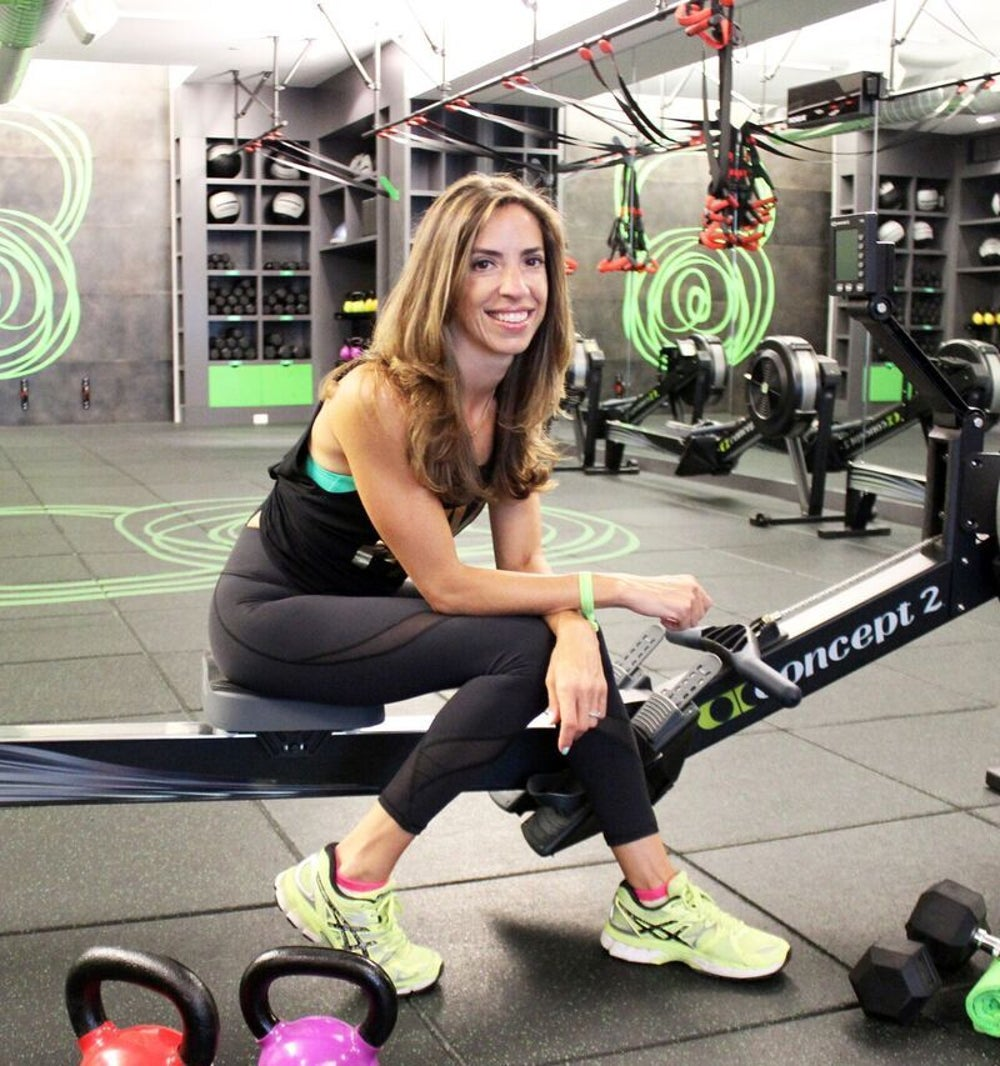 Kari Saitowitz, founder, The Fhitting Room
