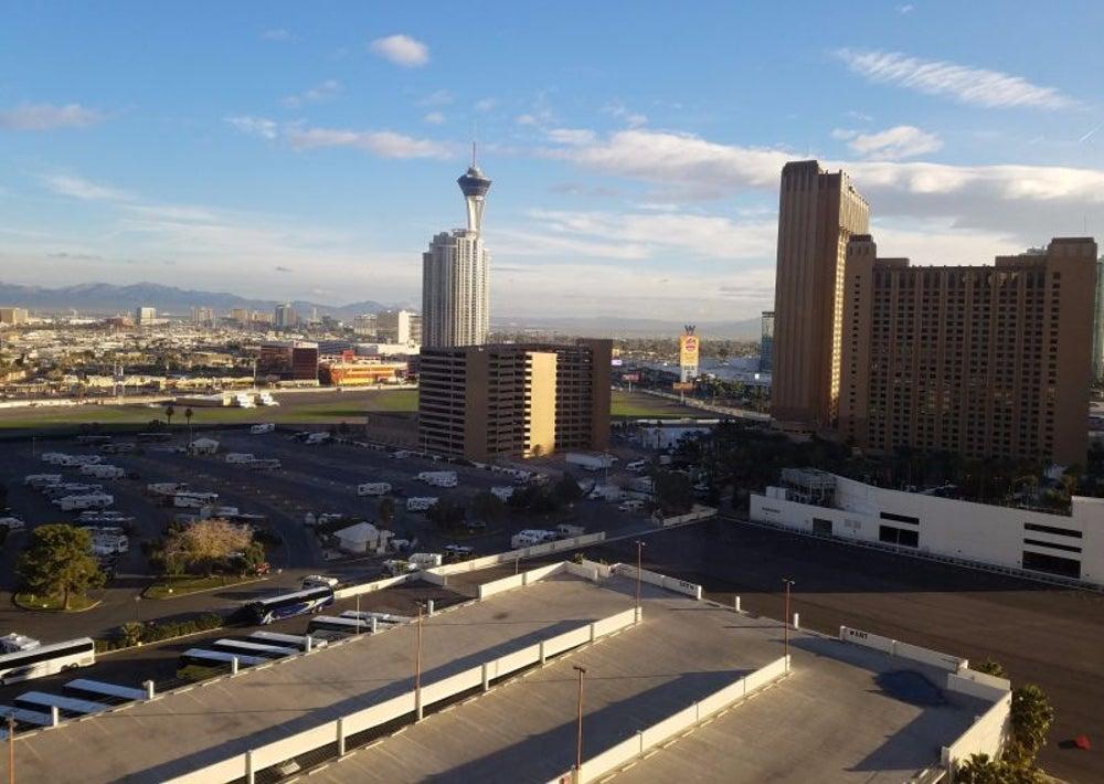 Hello, Vegas