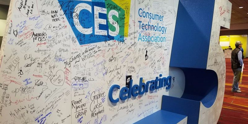 CES at 50
