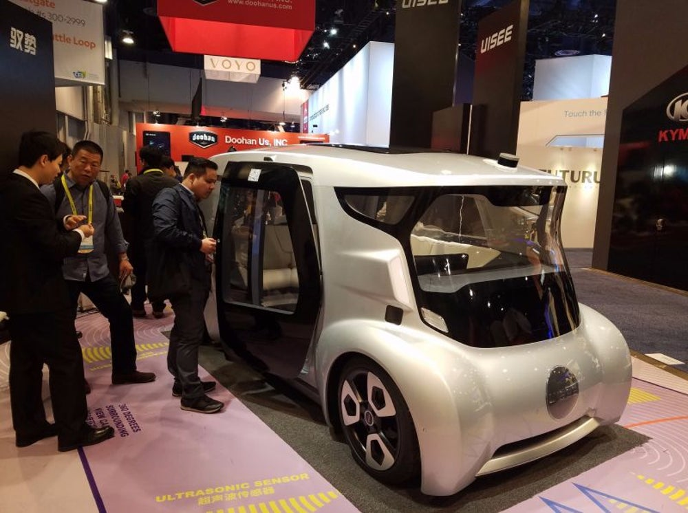 The future of carpooling?