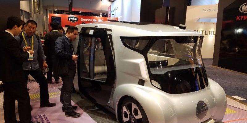 The future of carpooling?