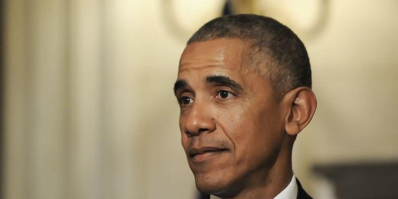 """""""Eso es lo bueno de ser presidente, puedo hacer lo que quiera"""""""