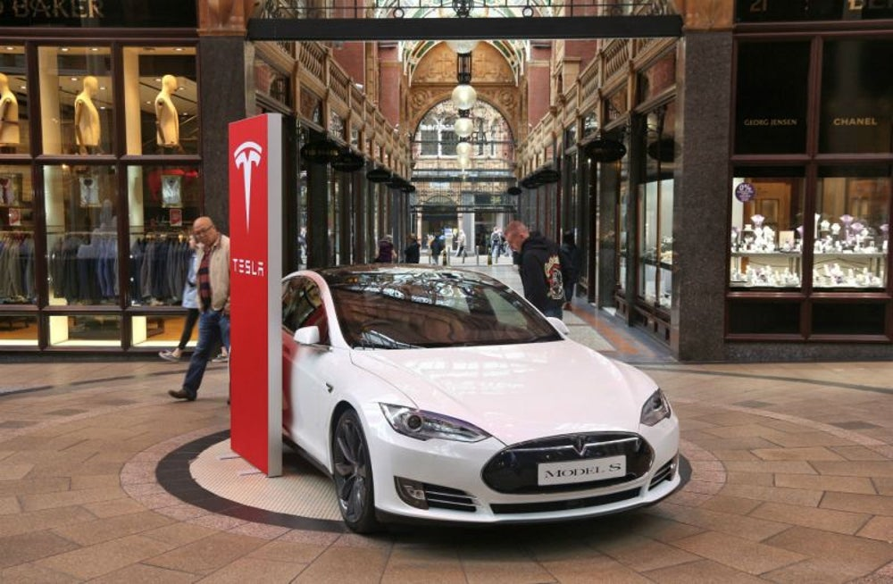 El coche eléctrico