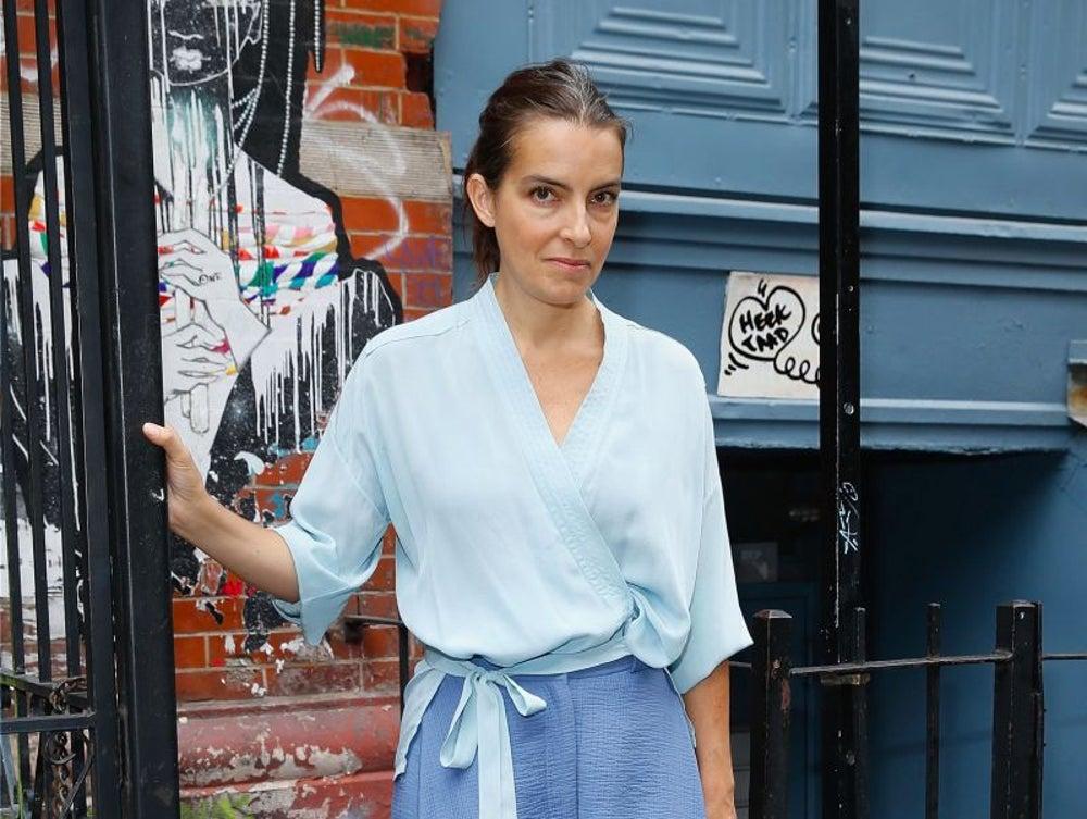 Fashion designer Rachel Comey rallies her industry around the march.