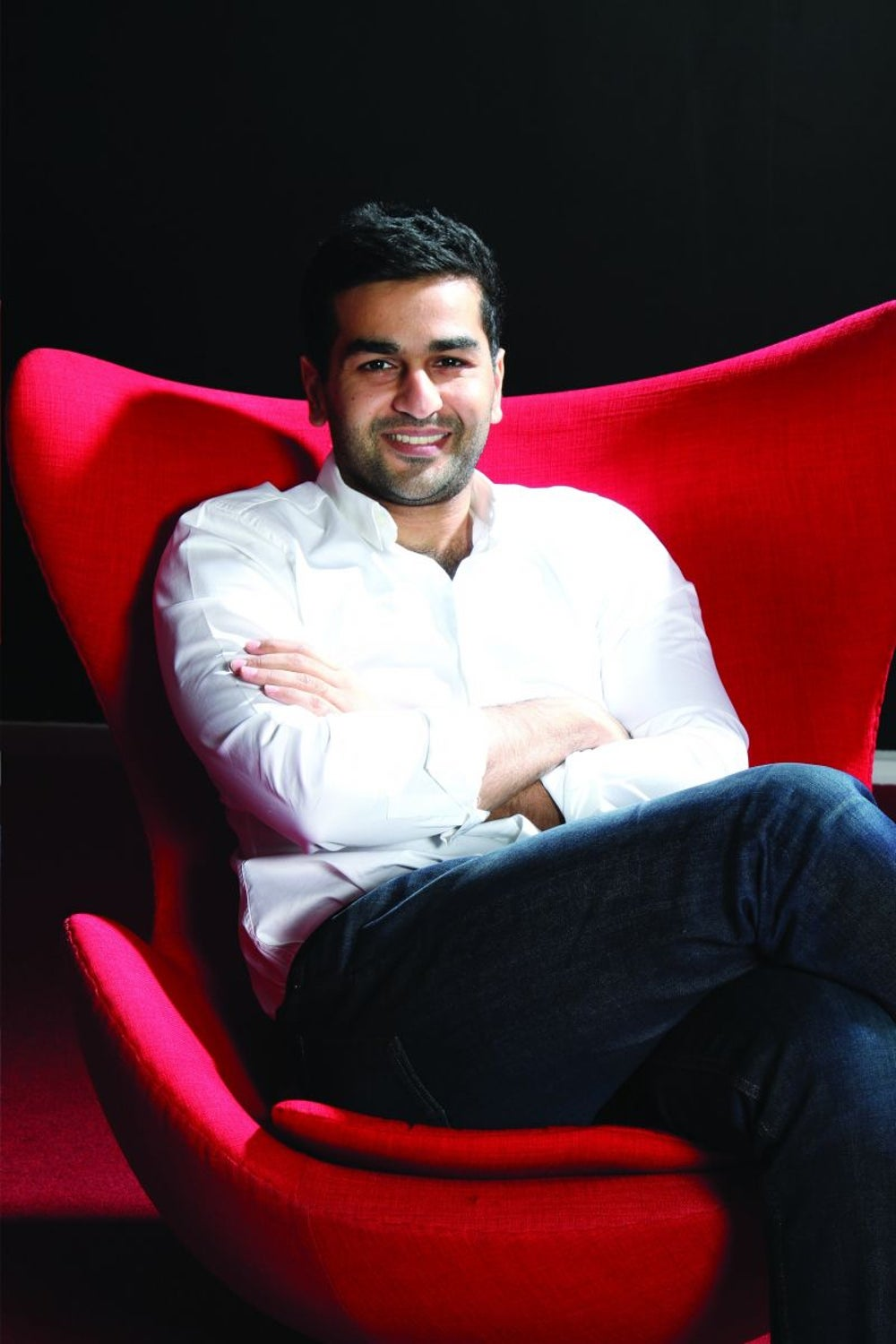 The Zen Billionaire - Kavin Bharti Mittal, 29, Founder & CEO, Hike Messenger