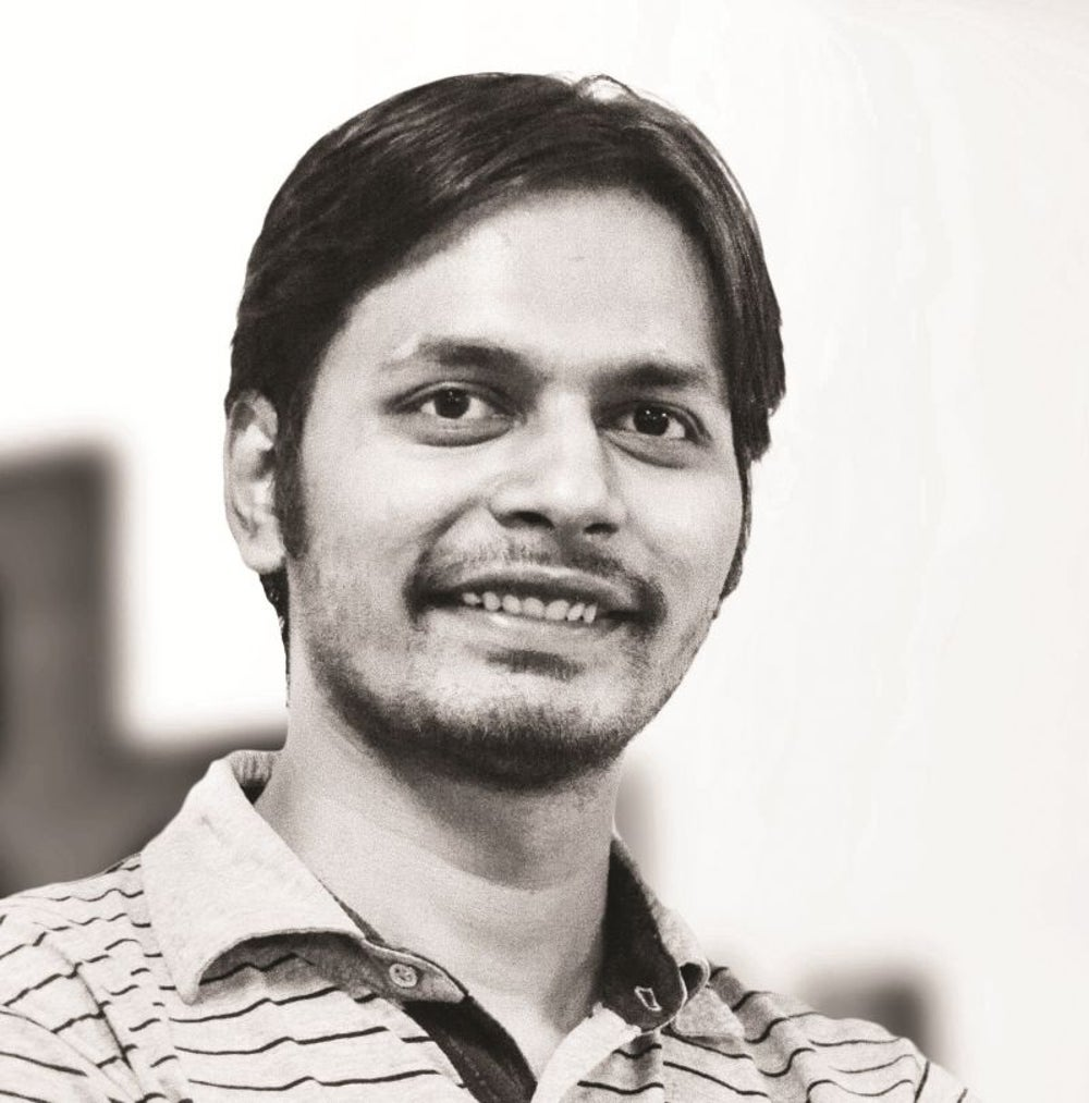 The Chatter Box - Sachin Jaiswal, 28, Founder, NIKI.AI
