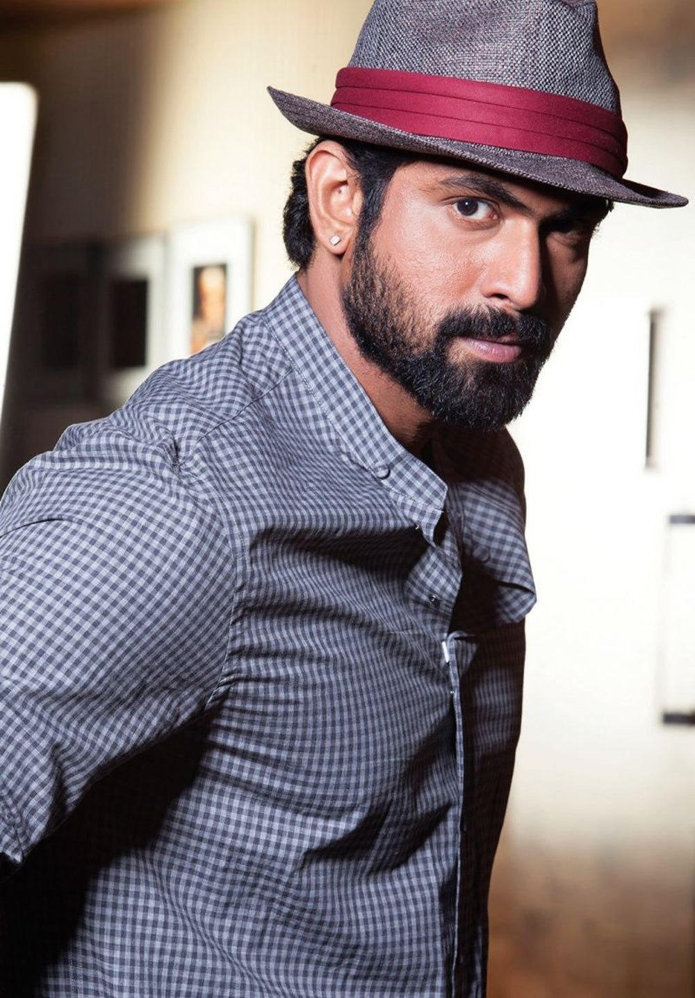 Entrepreneur Turned Actor - Rana Daggubati, 32, Actor & Producer