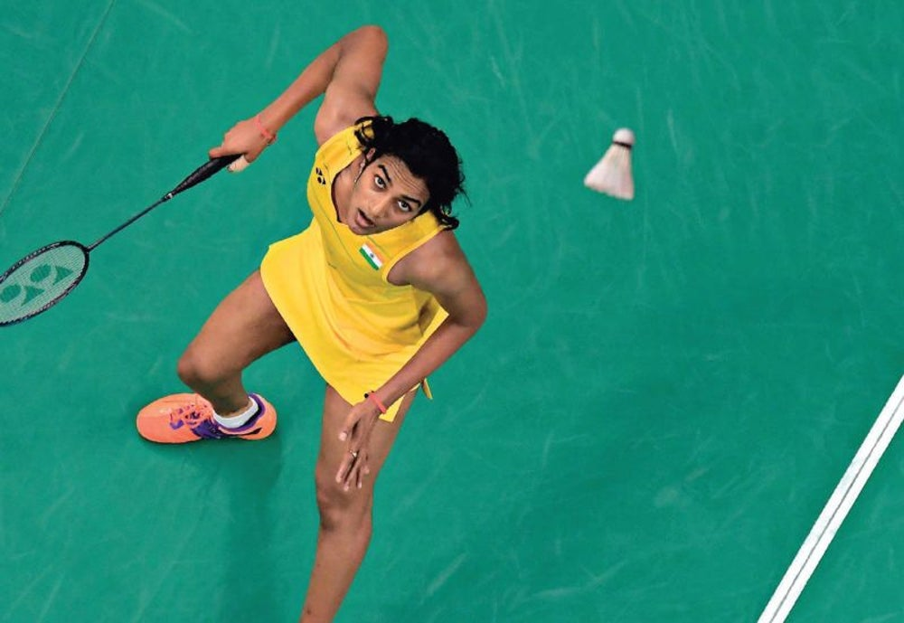The Rise Of P V Sindhu - P V Sindhu, 21, Sports Personality
