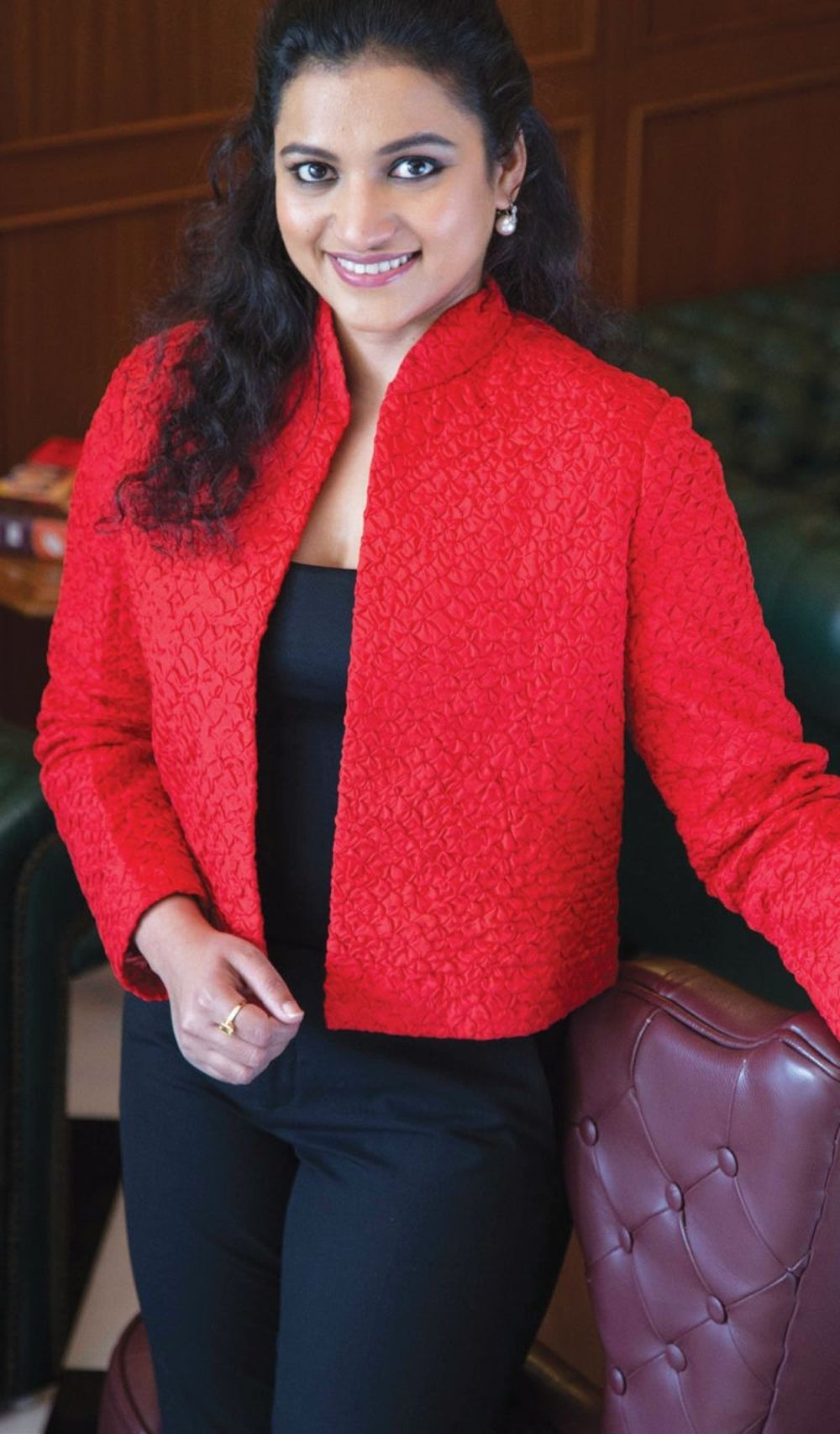 Making Luxury Accesible - Amruda Nair, 33, Joint Managing Director And CEO, Aiana