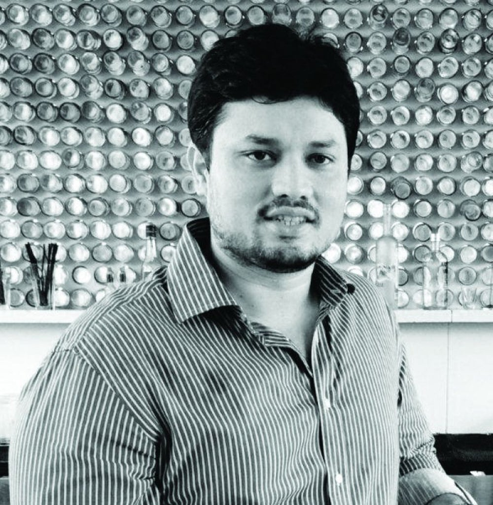 Trade On Booze At Tbse - Mihir Desai, 33, Co-Owner, The Bar Stock Exchange
