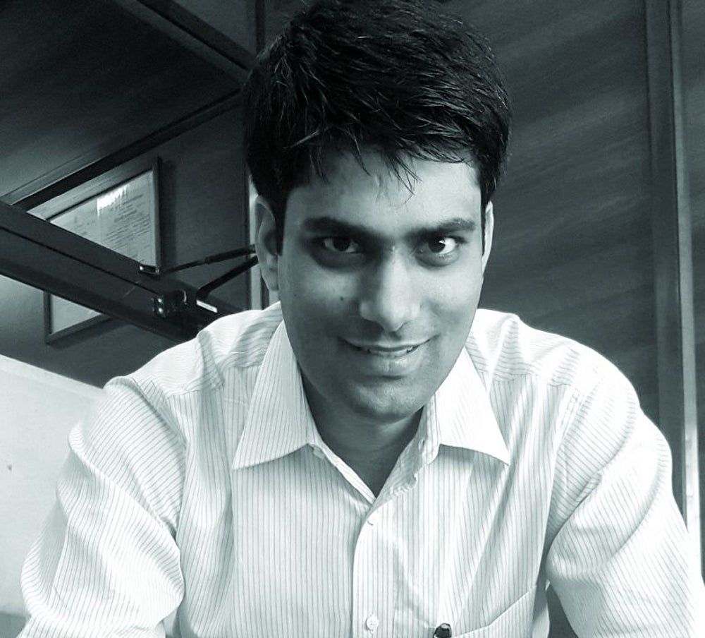 Parcel From The Sky - Ankit Mehta, 33, Co-Founder And Ceo, Ideaforge