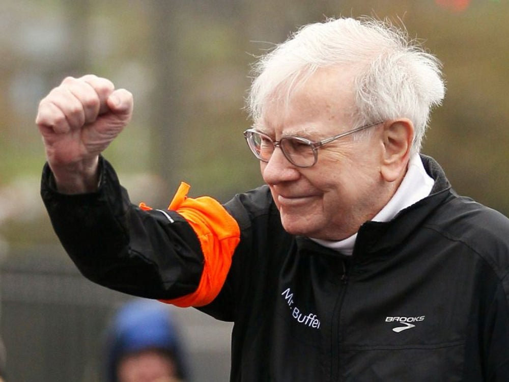While his elementary school classmates were dreaming about the major leagues and Hollywood, 10-year old Buffett was having lunch with a member of the New York Stock Exchange and setting life goals.