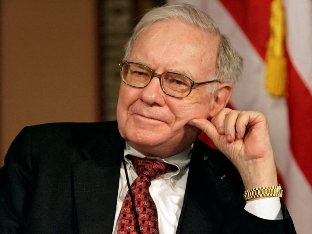 In July 2016, Buffett broke his own giving record when he donated $2.9 billion to various charities, including The Bill and Melinda Gates Foundation and the Susan Thompson Buffett Foundation, which is named for his late wife.