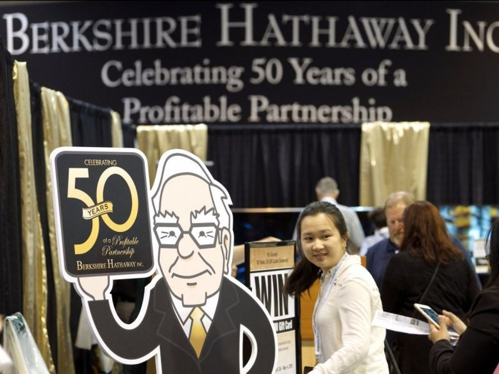 The multi-billionaire reportedly earns only $100,000 a year at Berkshire Hathaway -- and spends it frugally.
