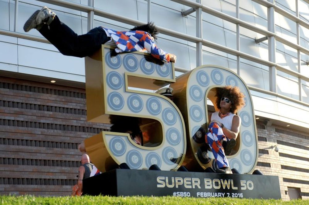 Last year's Super Bowl hashtag was one of the biggest social moments of the year.