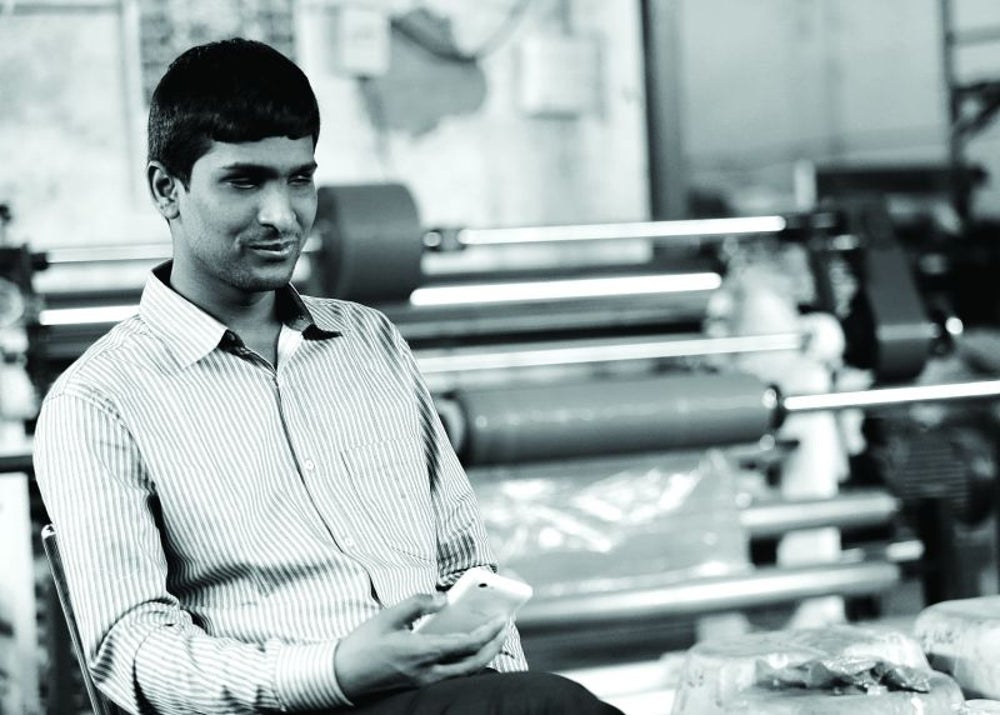 A Vision Beyond Sight - Srikanth Bolla, 24 , Founder And CEO, Bollant Industries