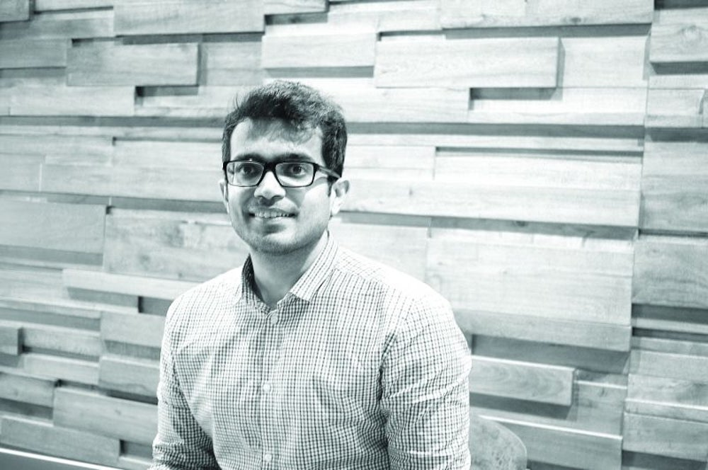 Easing The Taxing Job - Archit Gupta, 32, ClearTax Founder