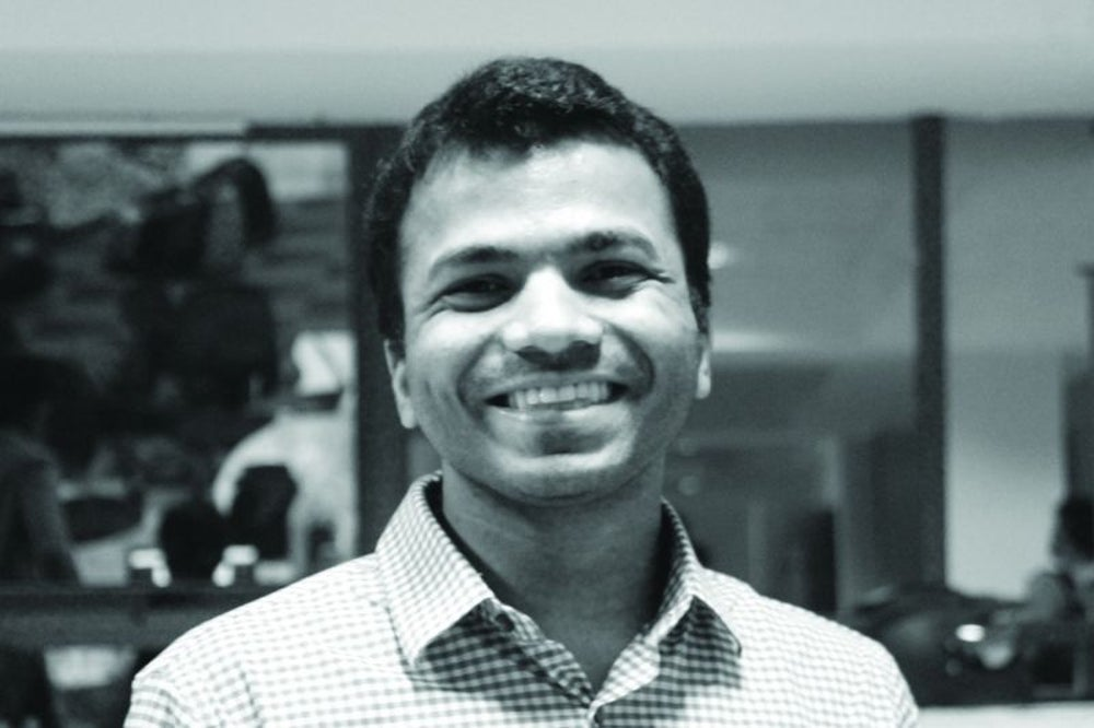 The Mover And Shaker - Rajesh Yabaji, 28, Ceo And Co-Founder, Blackbuck