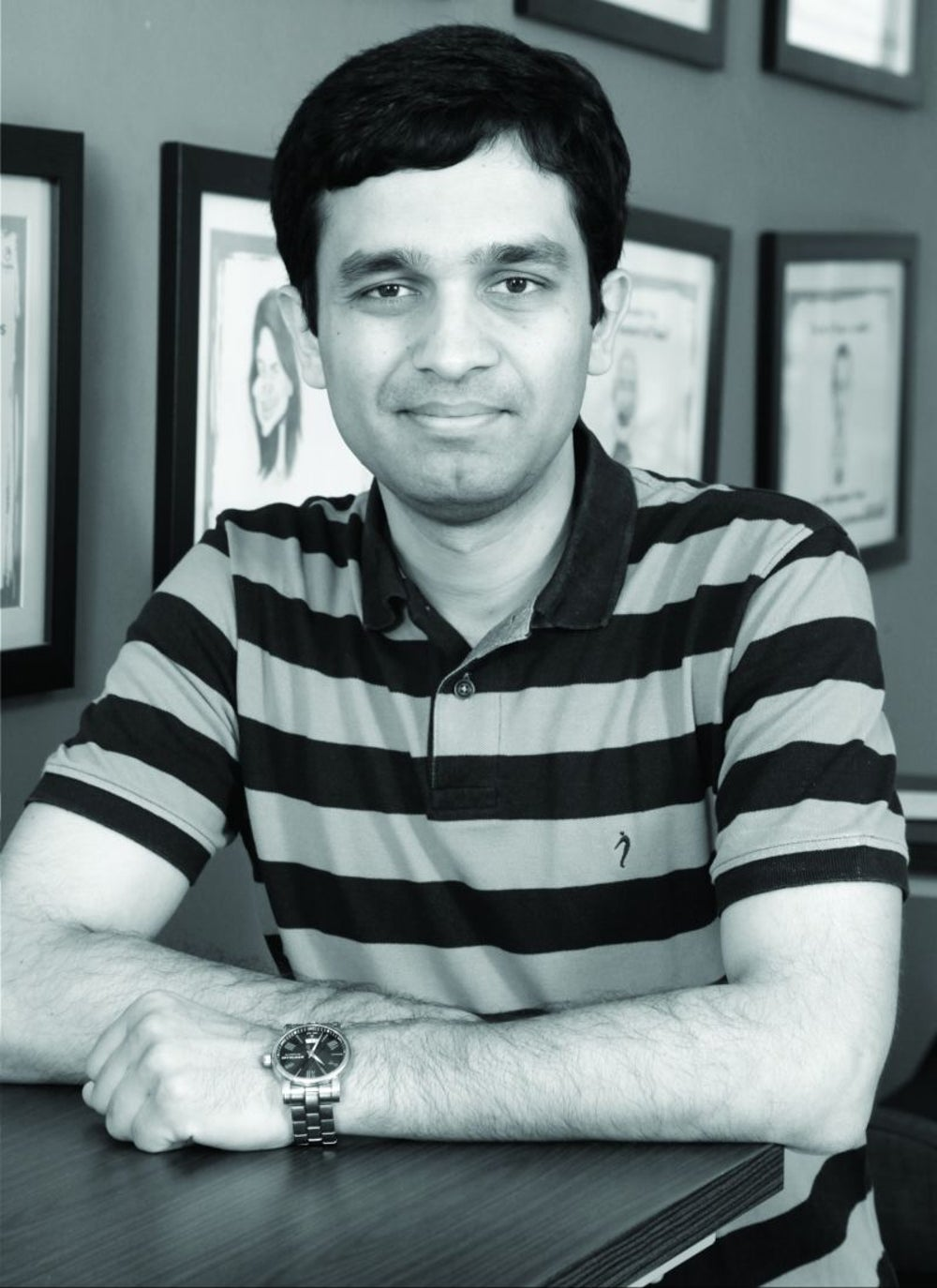 Tapping The Budget Segment - Sidharth Gupta, 32, Founder, Treebo Hotels