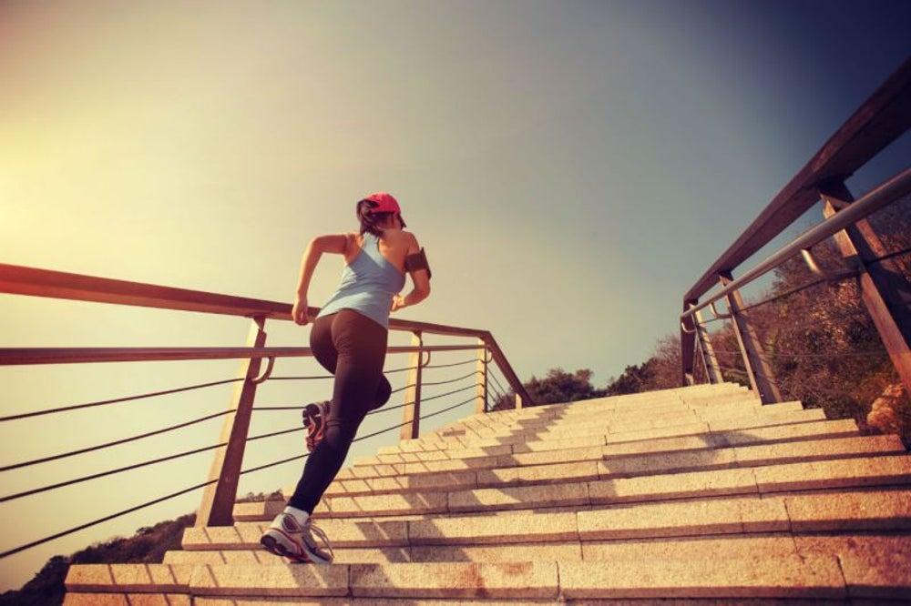 2. Hacer ejercicio