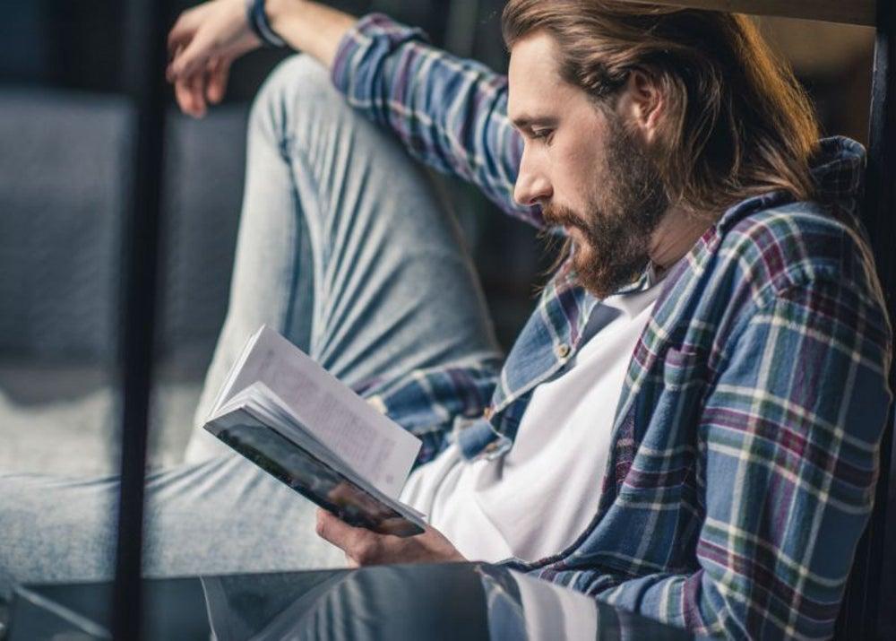 3. Aléjate de la tecnología y comienza a leer