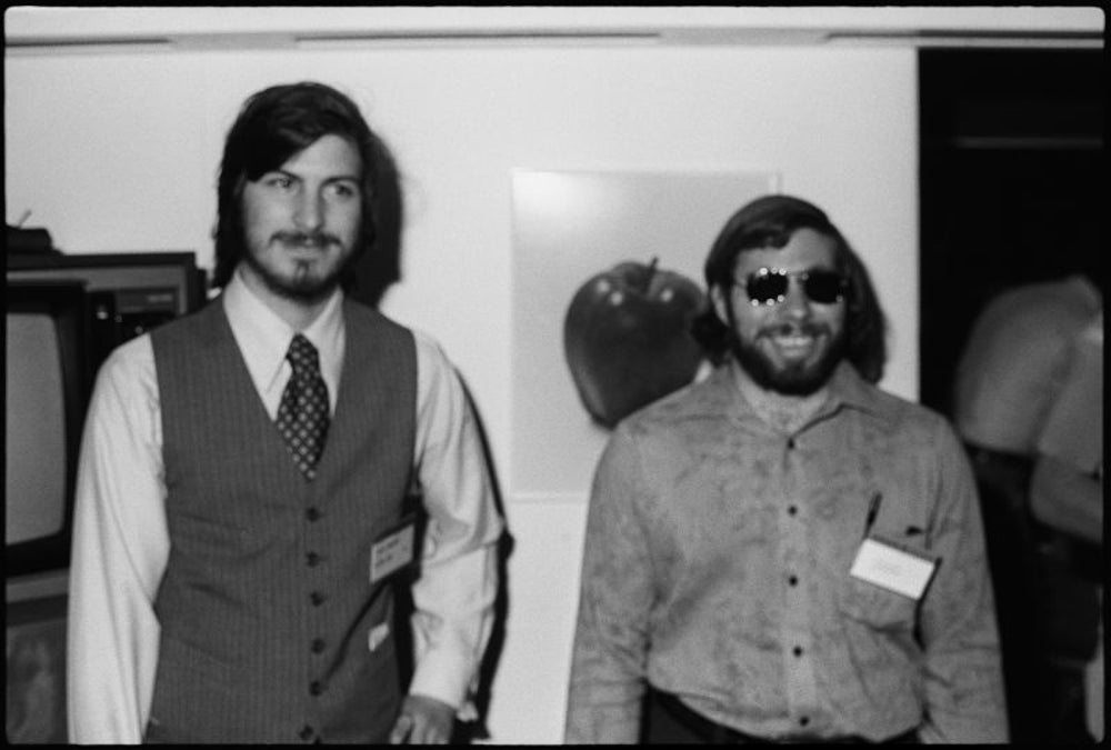 1971: Jobs meets Wozniak