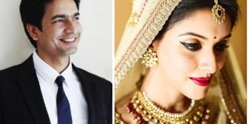 Rahul Sharma and Asin