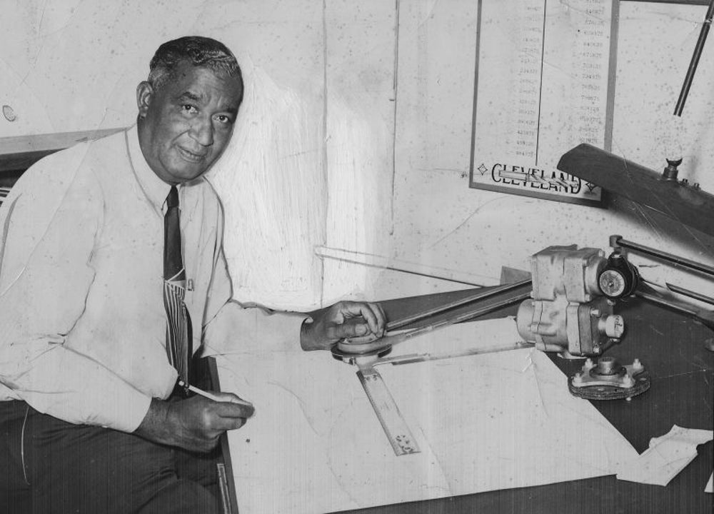 Frederick Jones, founder of Thermo King