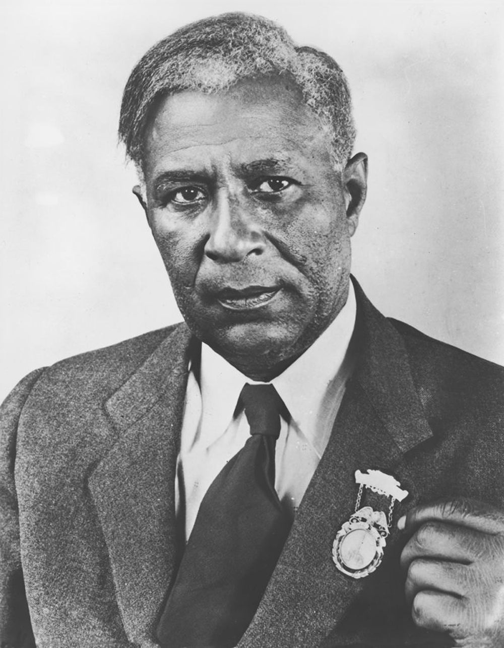 Garrett Morgan, inventor of the traffic signal