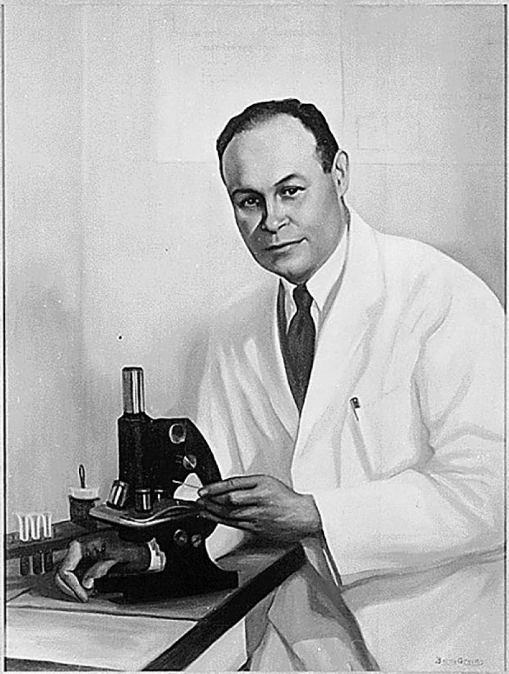 Charles Drew, inventor of the blood bank