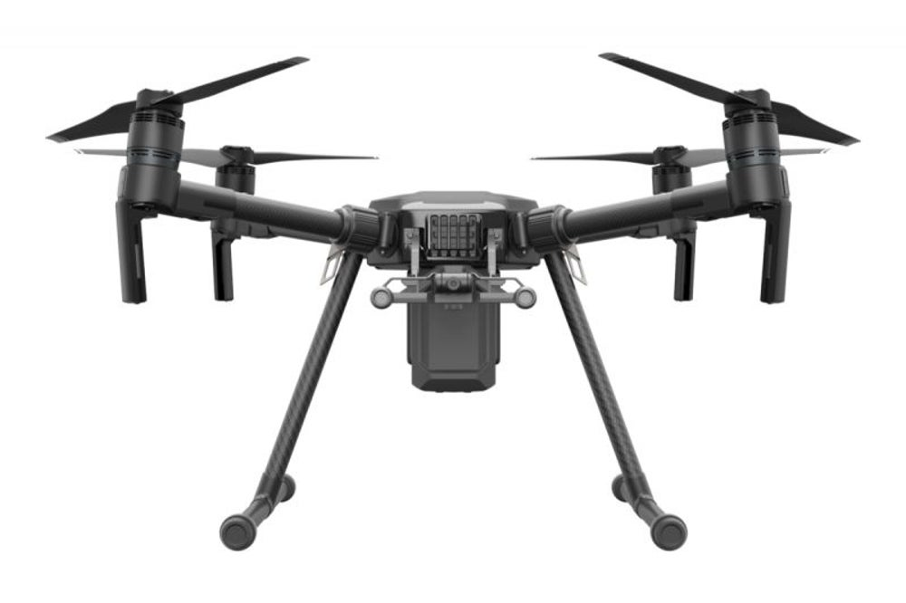 DJI releases its first industrial drones.