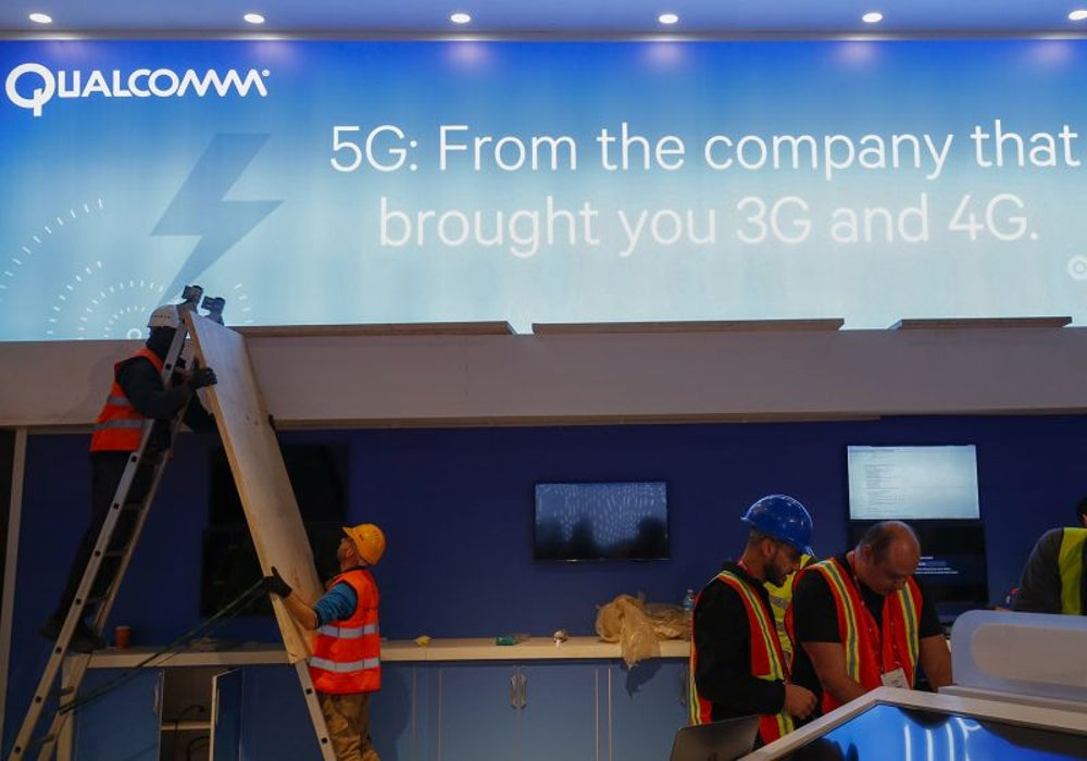 A 5G future appears less distant.