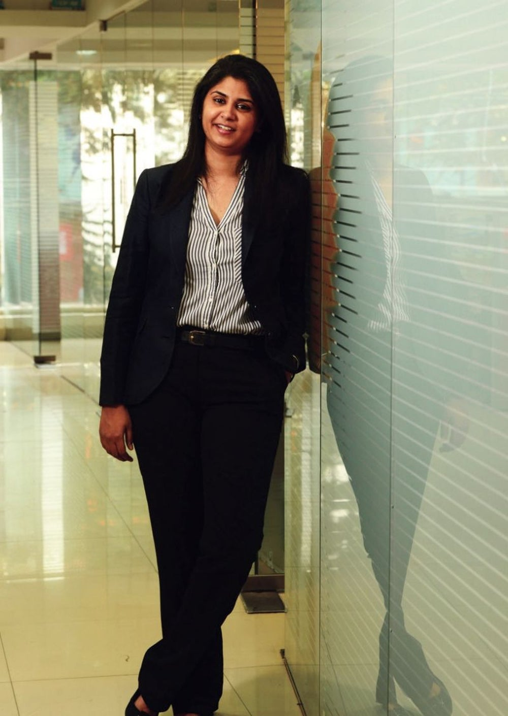 Anjana Reddy, Founder, Universal Sportsbiz - The sports merchant