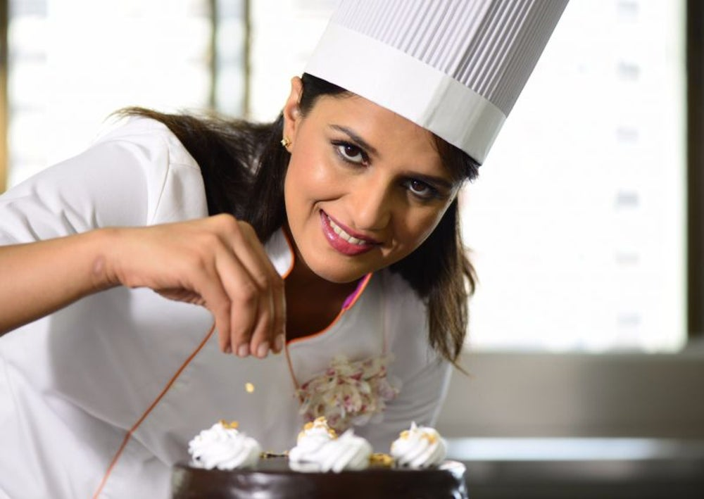 Shipra Khanna, Celebrity Chef - The Culinary Connoisseur