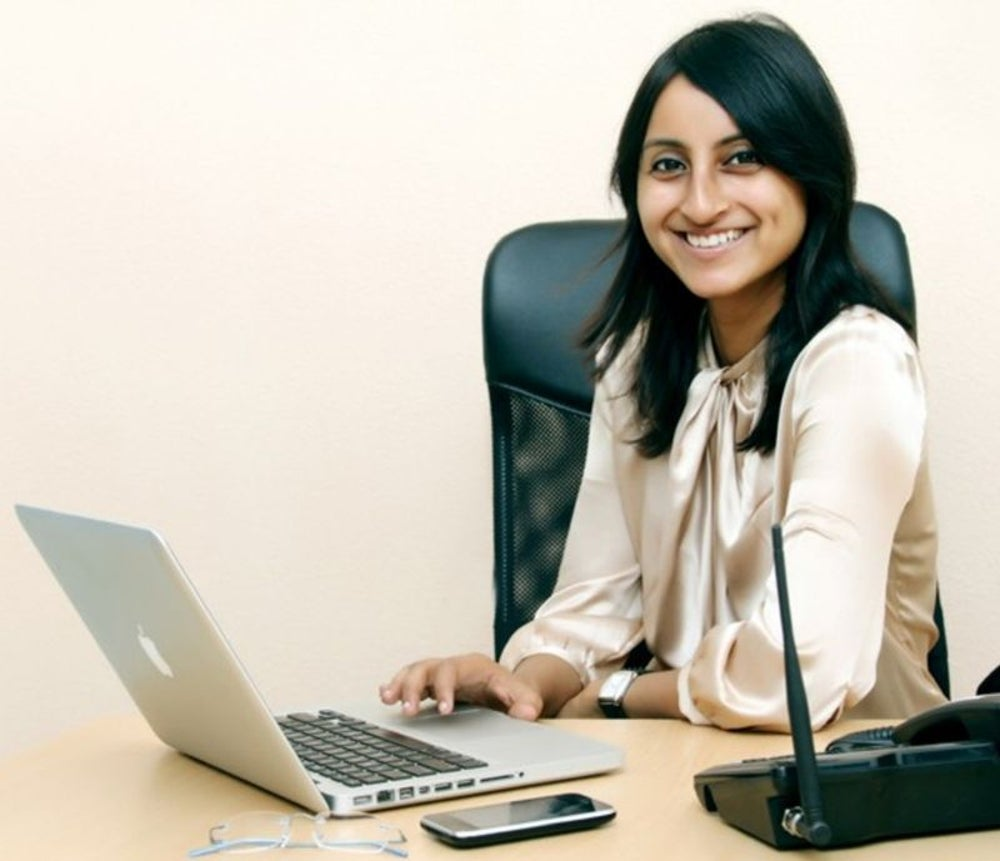 Richa Kar, Founder, Zivame - Finding the perfect fit