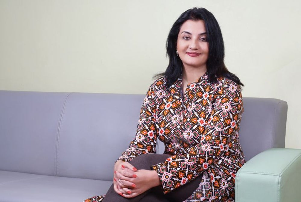 Edupreneur On A Mission Manjula Pooja Shroff, Founder, Kalorex Group Of Institutions