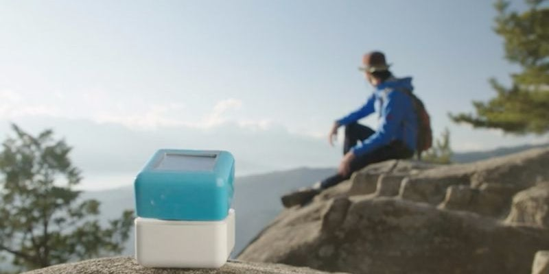 Portable personal assistant robot