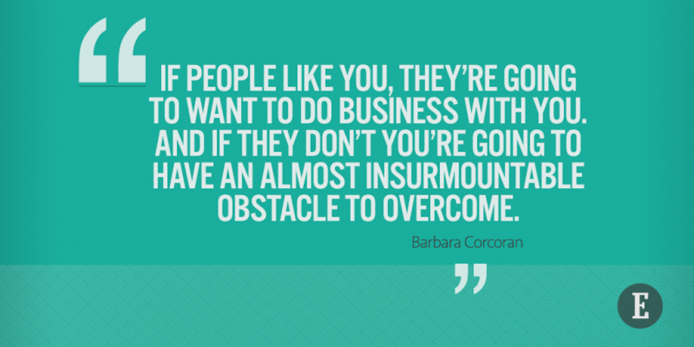 On running a business