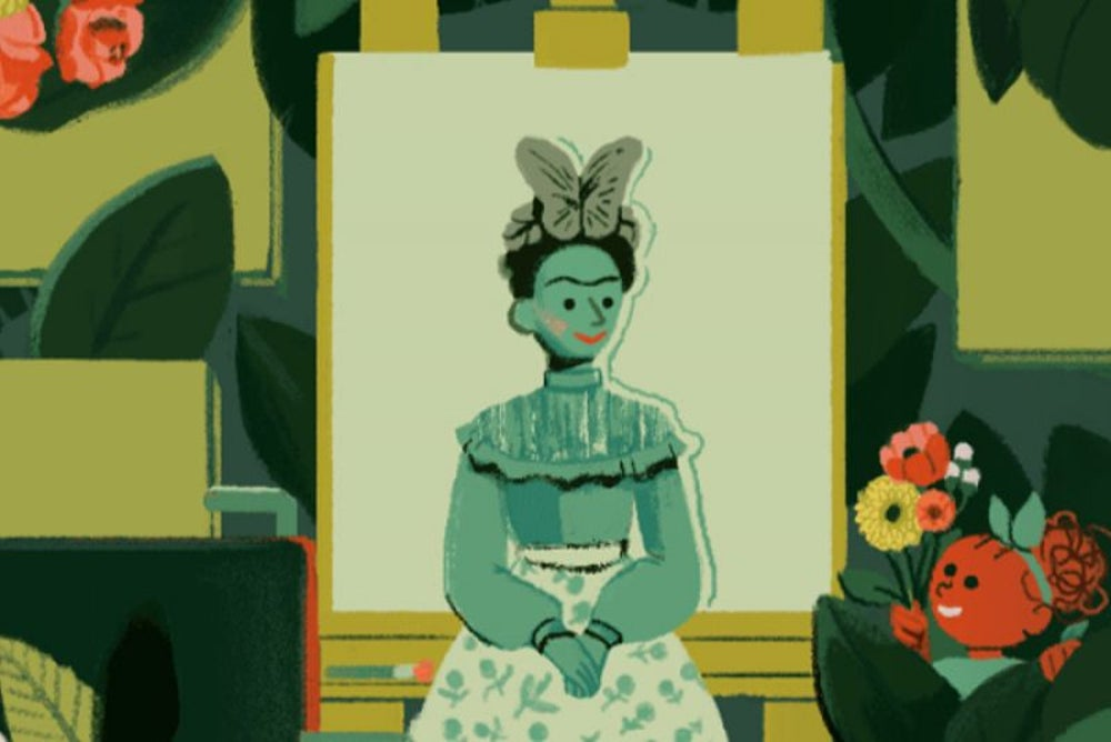 March 8's Google Doodle celebrates 13 remarkable women.