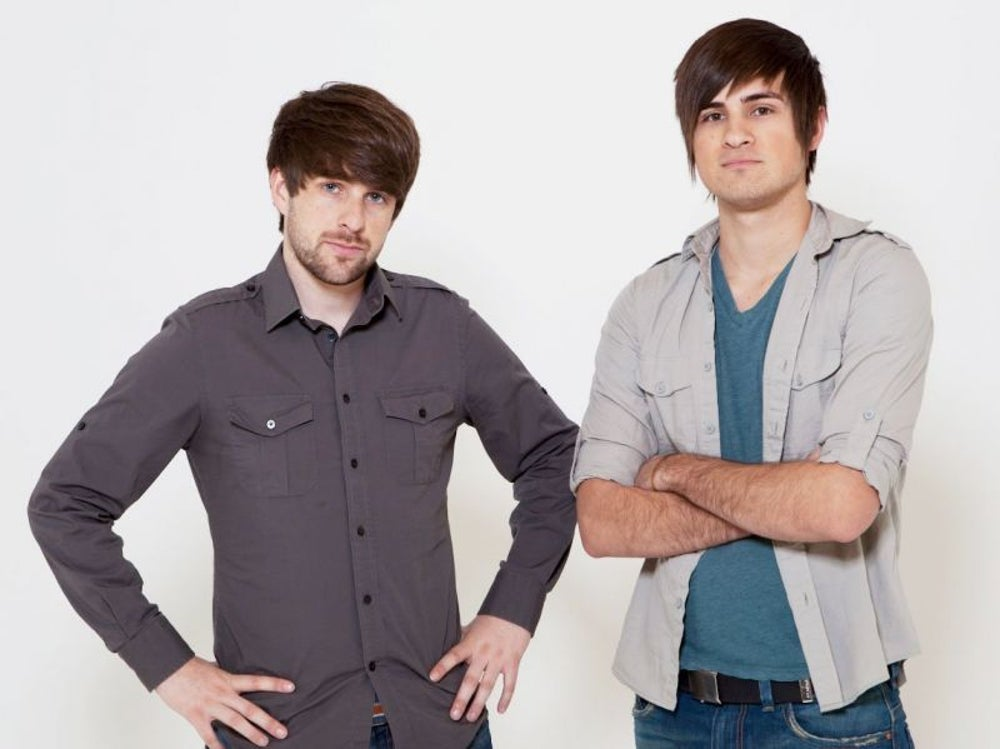 Smosh -- 22.6 million subscribers