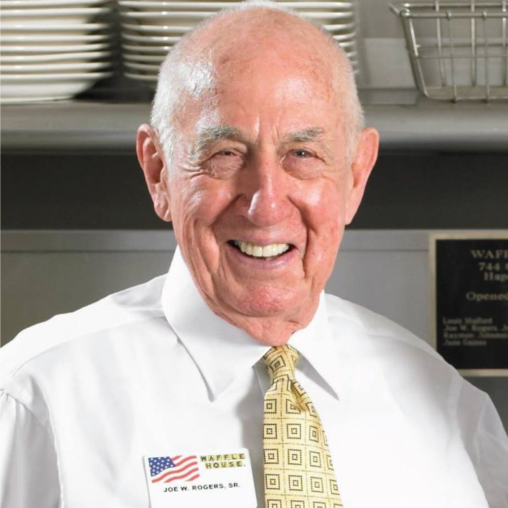 Joseph W. Rogers, co-founder of Waffle House