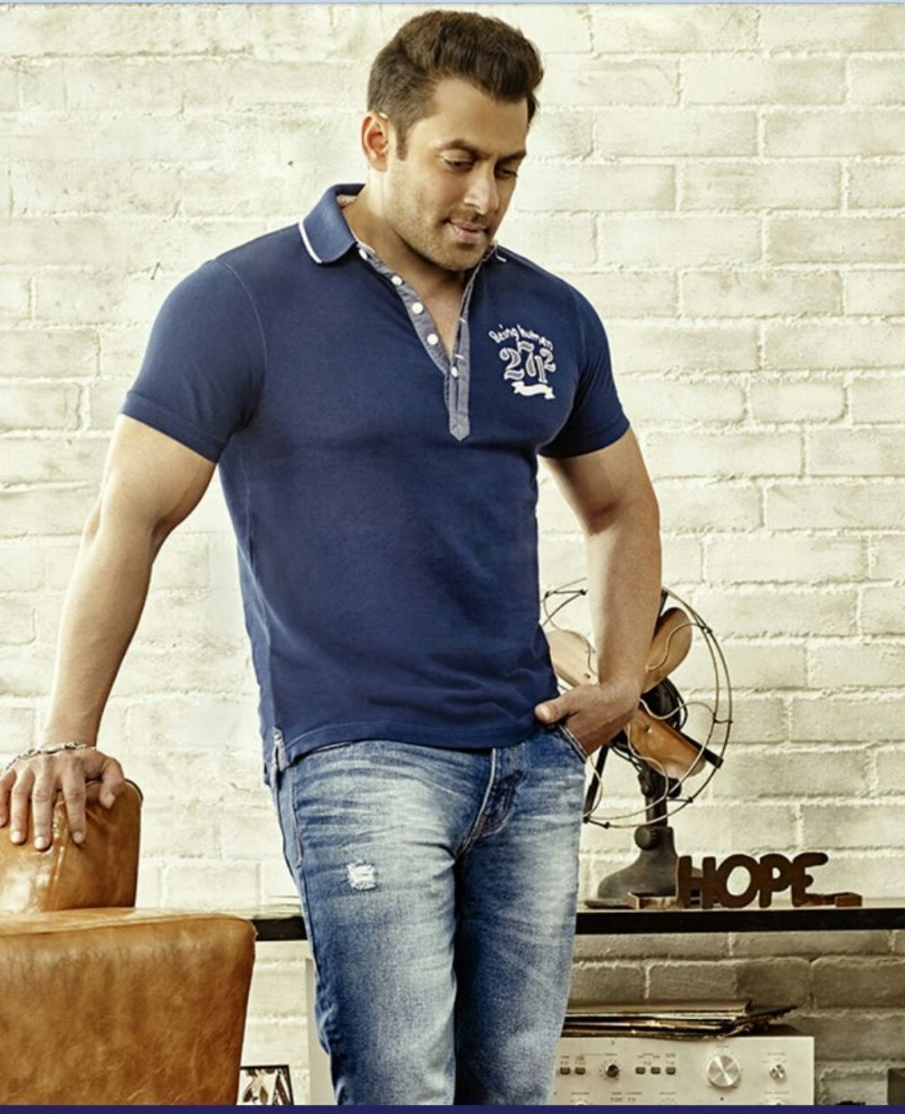 Salman Khan- Being Smart