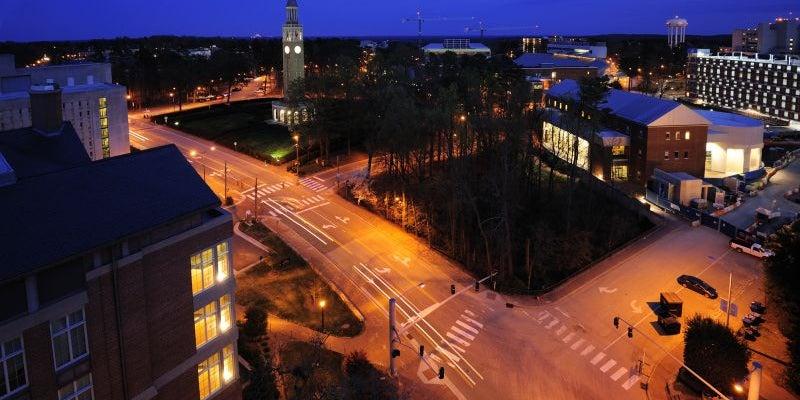 3. Chapel Hill, NC