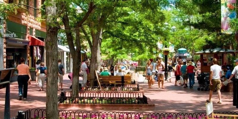 4. Boulder, CO