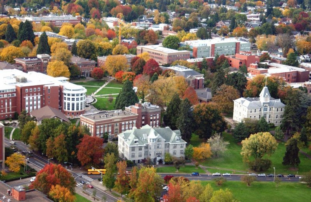 5. Corvallis, OR