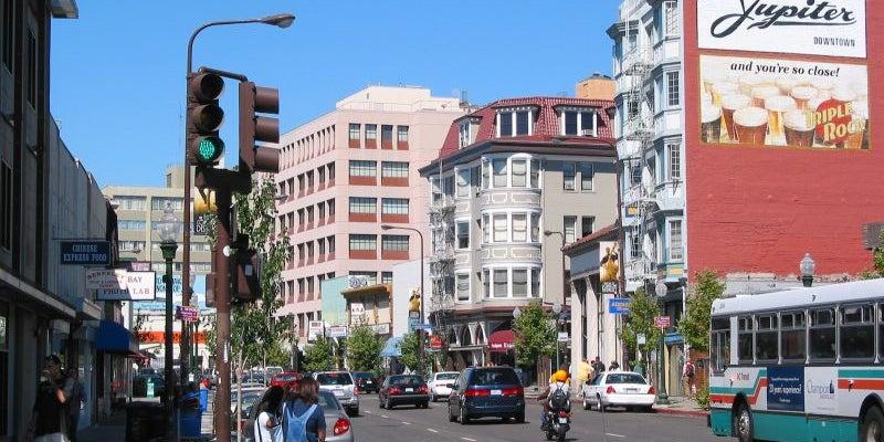 22. Berkeley, CA