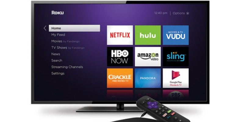 Roku Hotel and Dorm Connect
