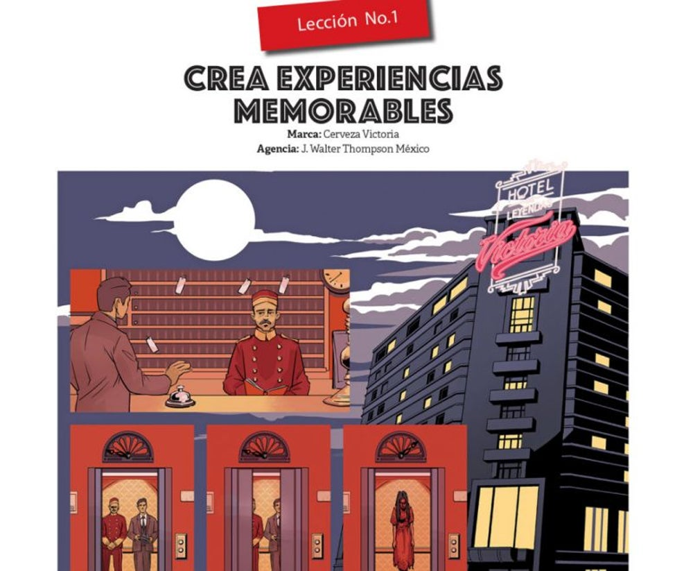 Lección 1: Crea experiencias memorables